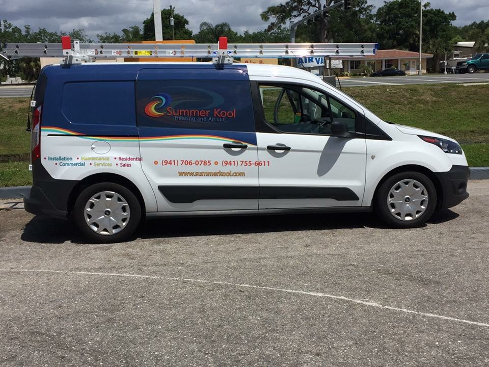 HVAC Contractor| Sarasota, FL| Summer Kool Heating & Air LLC